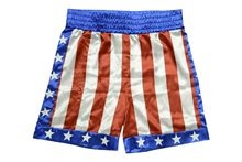 Picture of Rocky Apollo Creed Boxing Trunks