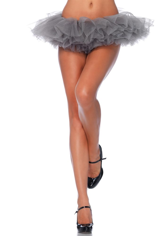 Picture of Grey Organza Tutu