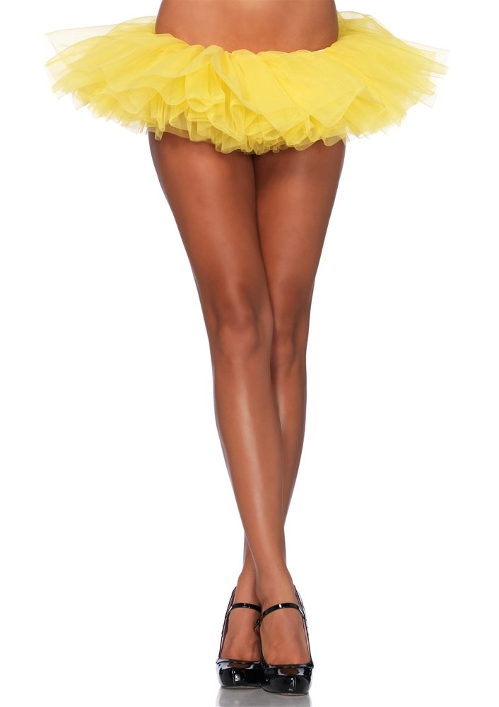 Picture of Yellow Organza Tutu
