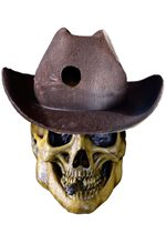 Picture of Shadows of Brimstone Undead Outlaw Mask