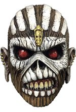 Picture of Iron Maiden Book of Souls Eddie Mask
