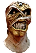 Picture of Iron Maiden Power Slave Eddie Mask
