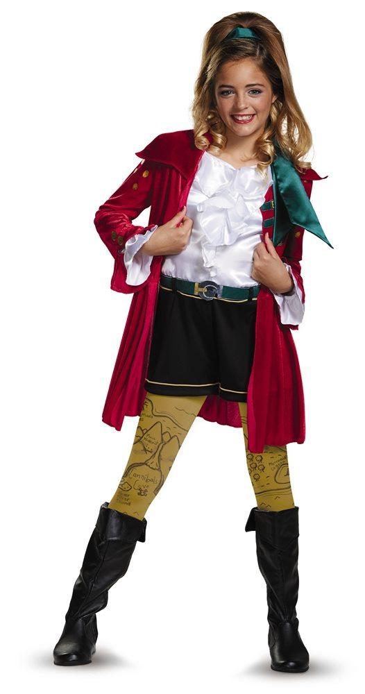 Picture of Descendants Deluxe CJ Hook Child Costume