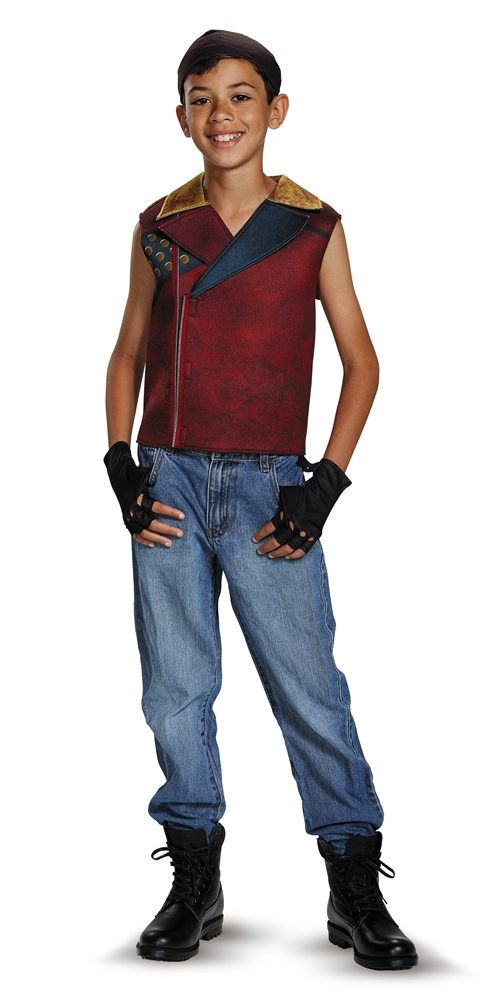 Picture of Descendants Deluxe Jay Child Costume