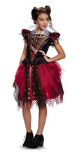 Picture of Red Queen Tween Costume