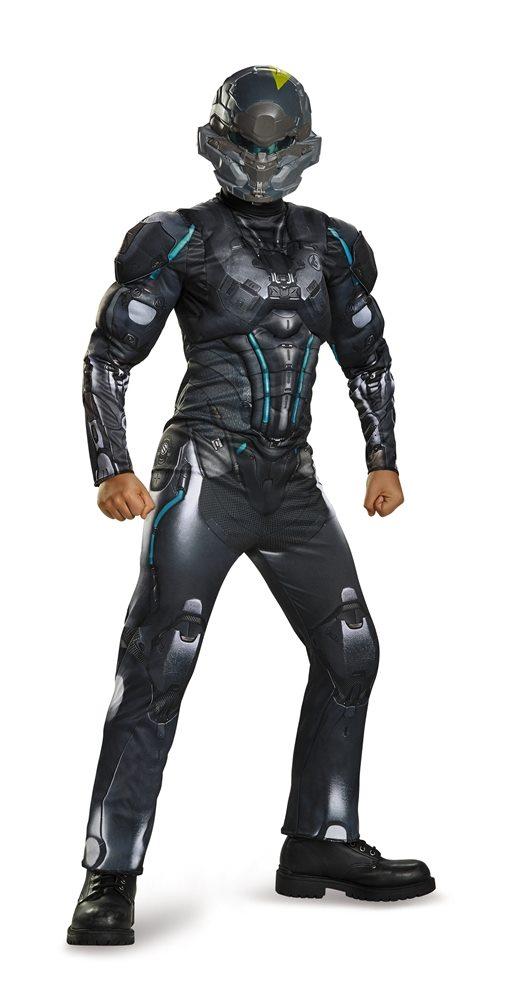 Picture of Halo Spartan Locke Muscle Tween Costume