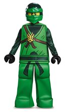 Picture of Lego Ninjago Prestige Lloyd Child Costume