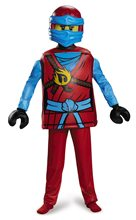 Picture of Lego Ninjago Deluxe Nya Child Costume