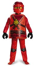 Picture of Lego Ninjago Deluxe Kai Child Costume