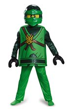 Picture of Lego Ninjago Deluxe Lloyd Child Costume