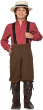 Picture of Pioneer Boy Child Costume