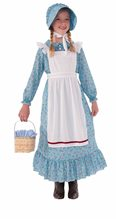 Picture of Colonial Pioneer Girl Child Costume