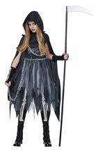 Picture of Reaper Girl Child Costume