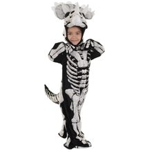 Picture of Triceratops Fossil Toddler Costume