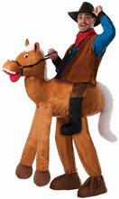 Picture of Cowboy Ride-A-Horse Adult Unisex Costume