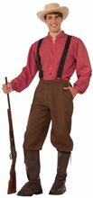 Picture of Pioneer Man Adult Mens Costume