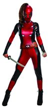 Picture of Lady Deadpool Adult Womens Costume