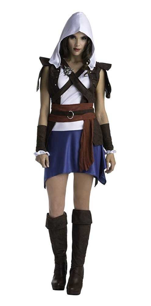 Picture of Assassin's Creed Classic Edward Adult Womens Costume