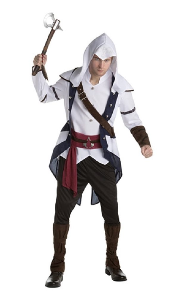 Picture of Assassin's Creed Classic Connor Adult Mens Costume