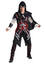 Picture of Assassin's Creed Deluxe Ezio Adult Mens Costume