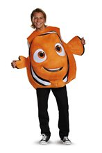 Picture of Nemo Fish Tunic Adult Mens Costume