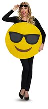 Picture of Cool Sunglasses Emoji Adult Unisex Costume