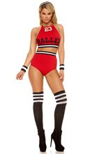 Picture of MVP Chic Baller Adult Womens Costume