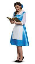Picture of Belle Village Dress Adult Womens Costume