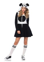Picture of Cozy Panda Dress Adult Womens Costume