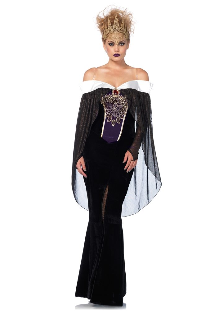 Picture of Bewitching Evil Queen Adult Womens Costume