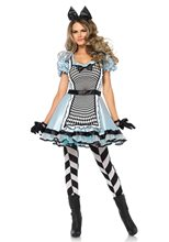 Picture of Hypnotic Miss Alice Adult Womens Costume