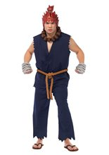 Picture of Street Fighter Akuma Adult Mens Costume