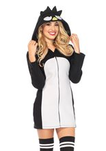 Picture of Hello Kitty Badtz-Maru Dress Adult Womens Costume