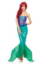 Picture of Deep Sea Siren Adult Womens Costume