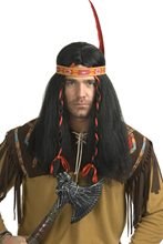 Picture of Chief Running Bull Adult Wig