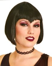 Picture of Va-Va Vampire Adult Wig