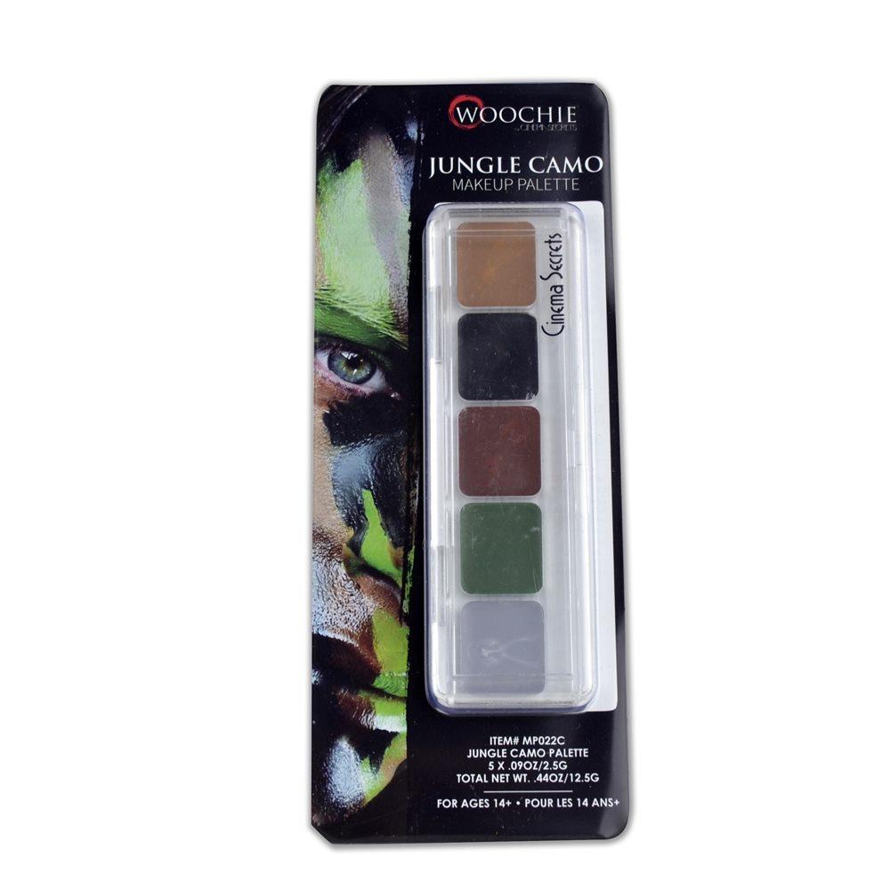 Picture of Jungle Camo Cream Makeup Palette