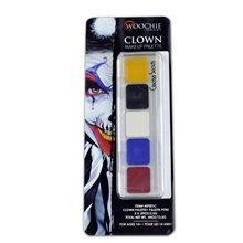 Picture of Clown Cream Makeup Palette