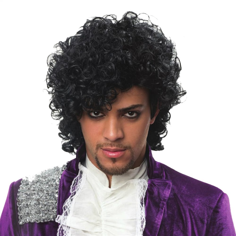 Picture of Artist Formerly Known as Prince Wig
