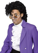 Picture of Purple Rain Prince Wig