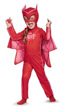 Picture of PJ Masks Classic Owlette Toddler Costume