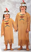 Picture of Indian Girl Infant Costume