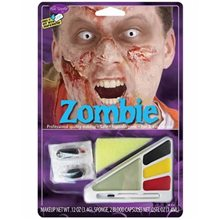 Picture of Undead Zombie Makeup Kit