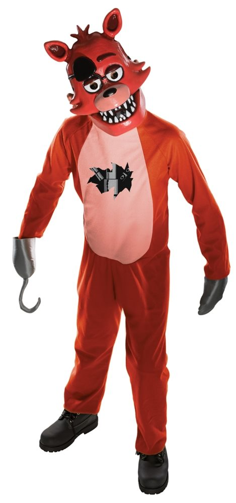 Picture of Five Nights at Freddy's Foxy Tween Costume