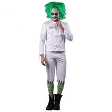 Picture of Psych Ward Clown Adult Mens Costume