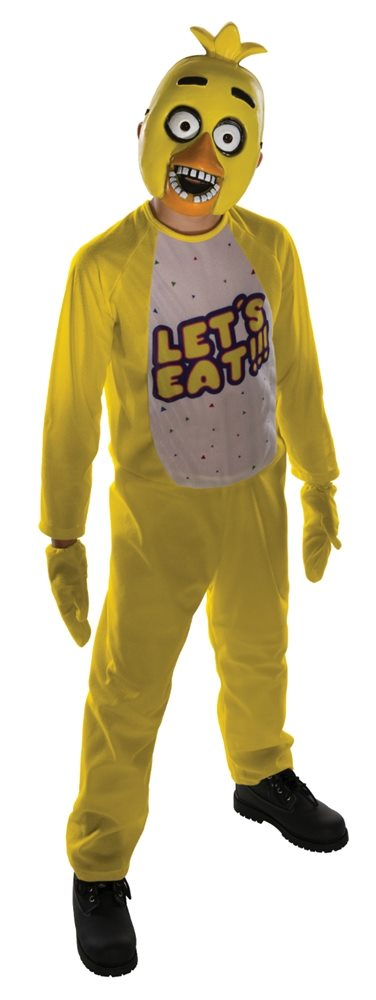 Picture of Five Nights at Freddy's Chica Child Costume