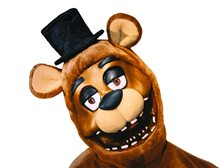 Picture of Five Nights at Freddy's Freddy Adult Mask