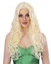 Picture of Blonde Seductress Deluxe Wig