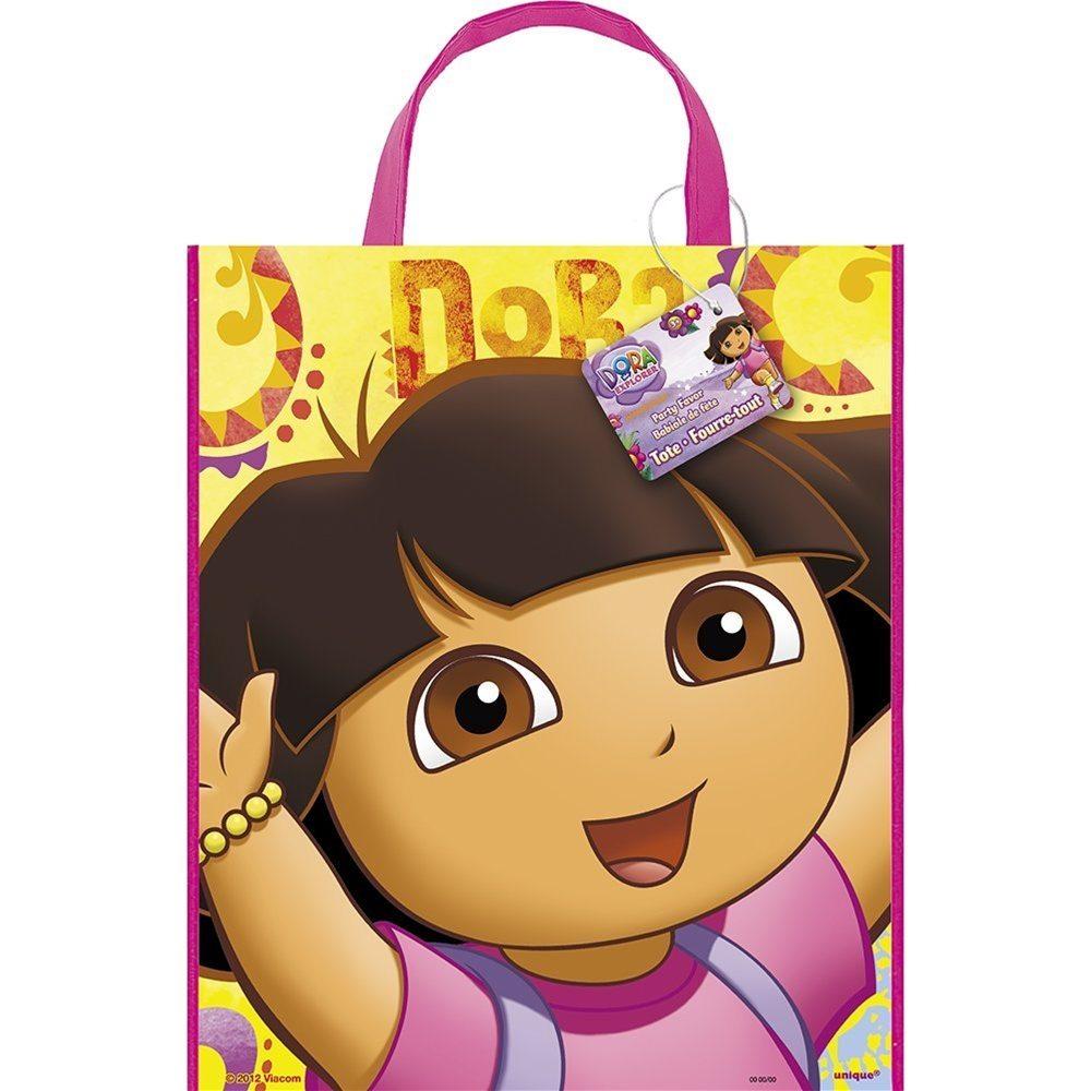 Picture of Dora the Explorer Tote Bag