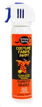Picture of Orange Costume Fabric Spray